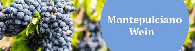 Montepulciano Wein