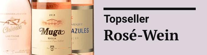 Rose Wein - vino rosso