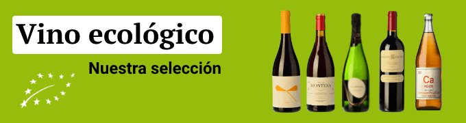 Comprar vino ecológico