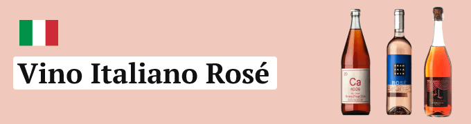 Vino Italiano Rosado