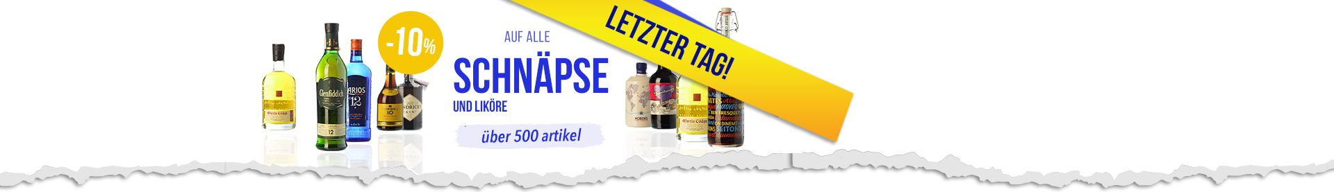 LETZTER TAG!