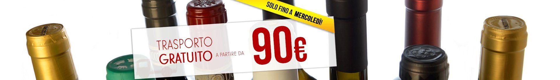 TRASPORTO GRATUITO 90