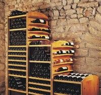 Traditional cellar