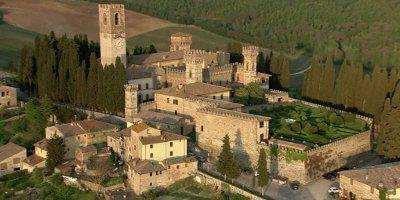 Badia a Passignano - Marchesi Antinori
