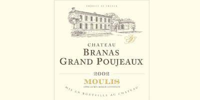 Château Branas Grand Poujeaux