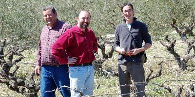 Toni Boronat, Juan Cascant, Marc Pérez