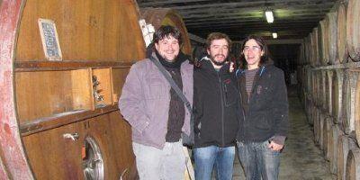Marc Isart, Dani Landi, Fernando García