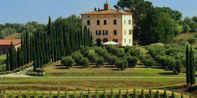 Villa Grazianella, simbolo dell'Azienda