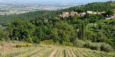 Castello di Farnetella