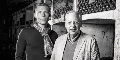 Jean-Luc y Paul Aegerter