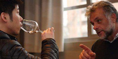 Michele Laluce internazionalizza il suo vino