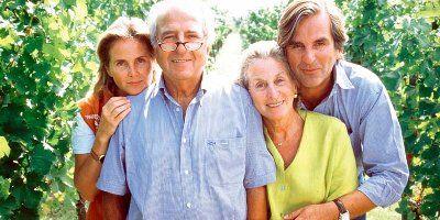Marco e Roberto Felluga, e famiglia