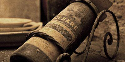 Una bottiglia storica