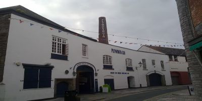 Distillery Plymouth England