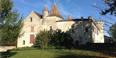 Château La Pierrière