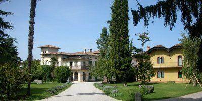 La villa Volpe Pasini
