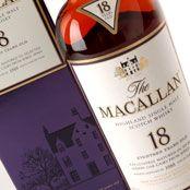 The Macallan Sherry Oak 18