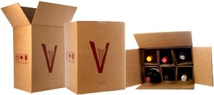 Beispiele für Verpackungen