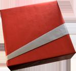 Beispiele für Geschenkverpackungen