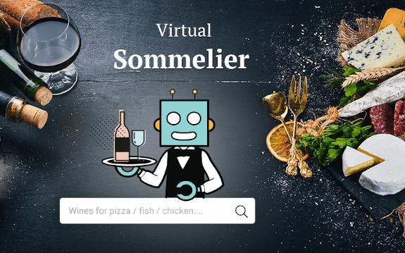 Virtual Sommelier