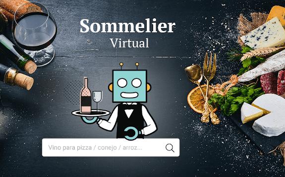Sommelier Virtual