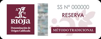 Vin Mousseux de Qualité Rioja Reserva