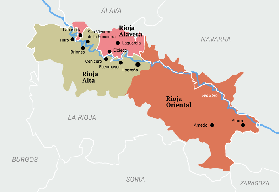 Carte Rioja