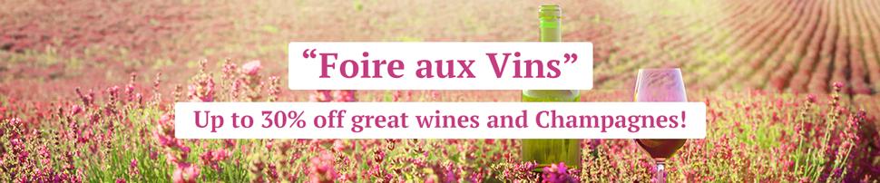 Spring Wine Fair 2021