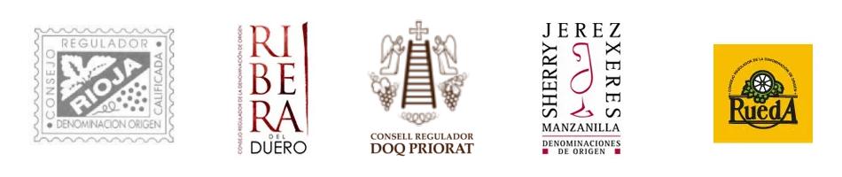 Logotipos principales DO España