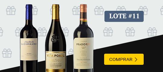 Lote de Navidad para empresa 11 Rioja, Rioja y Ribera del Duero