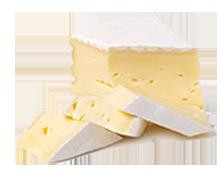 Brie und Camembert / Crianza-Weißweine