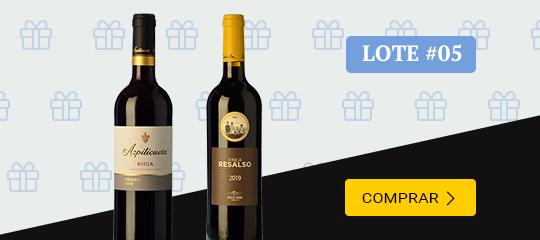 Lote de Navidad para empresas 5 Rioja y Ribera del Duero