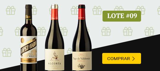 Lote de Navidad para empresa 9 Rioja, Ribera del Duero y Bierzo