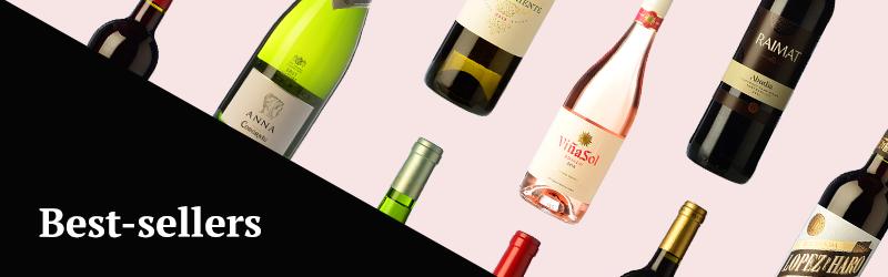 Los 10 vinos españoles más vendidos