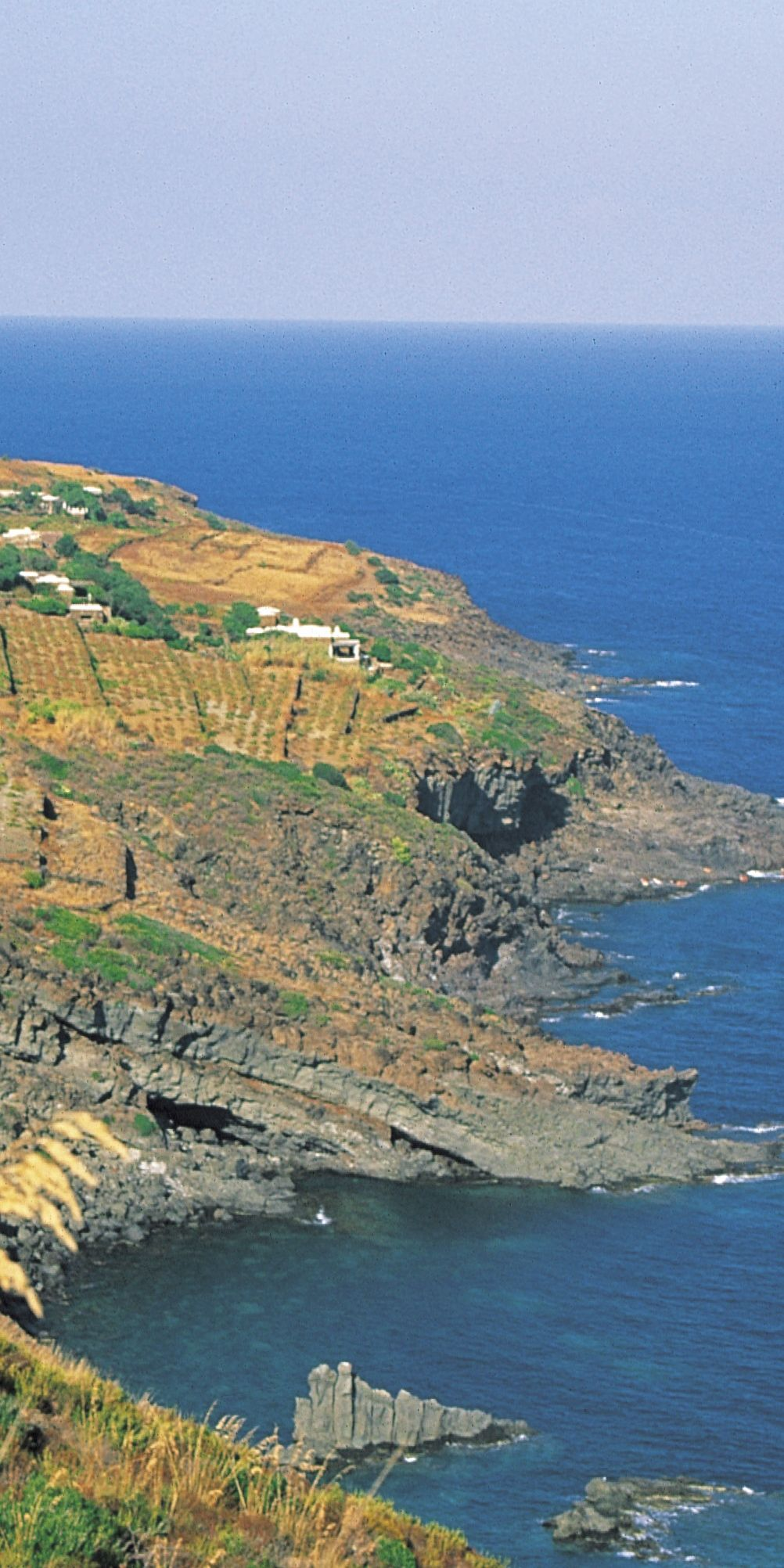 Pantelleria and the Aeolian Islands: the other volcanic Sicily