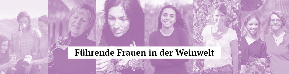 Frauen und Wein: Geschichten von Herstellerinnen