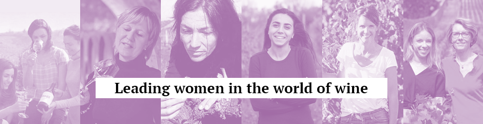 Women and wine: stories of women producers