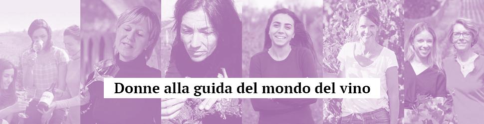 Donne e vino: storie di produttrici