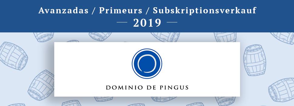 Avanzadas 2019: Dominio de Pingus