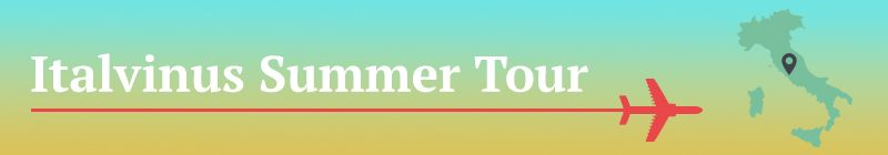 Italvinus Summer Tour