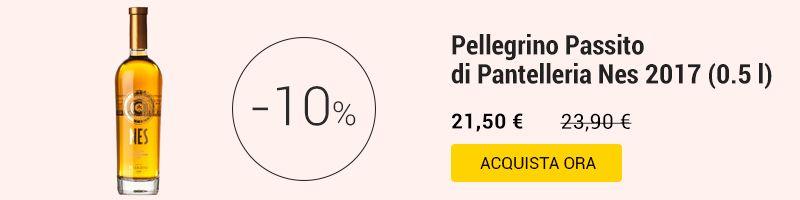 Pellegrino Passito di Pantelleria Nes 2017 (0.5 l)