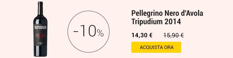 Pellegrino Nero d'Avola Tripudium 2014