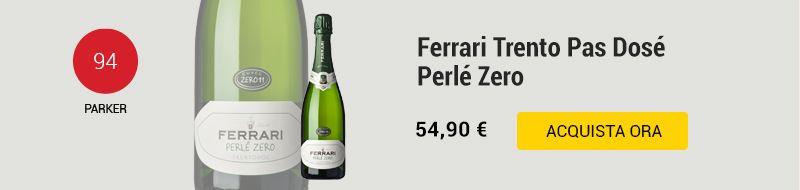 Ferrari Trento Pas Dosé Perlé Zero