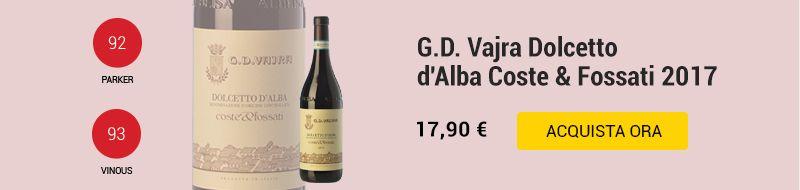 G.D. Vajra Dolcetto d'Alba Coste & Fossati 2017