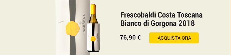 Frescobaldi Costa Toscana Bianco di Gorgona 2018