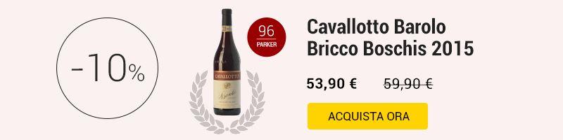 Cavallotto Barolo Bricco Boschis 2015