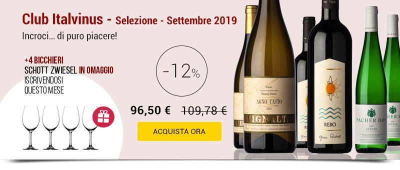 Selezione - Settembre 2019