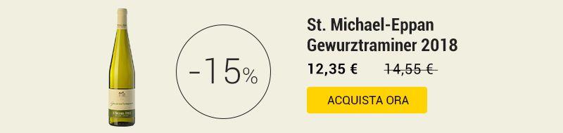 St. Michael-Eppan Gewurztraminer 2018