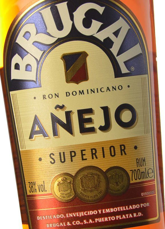 Brugal Anejo Rum : The Whisky Exchange