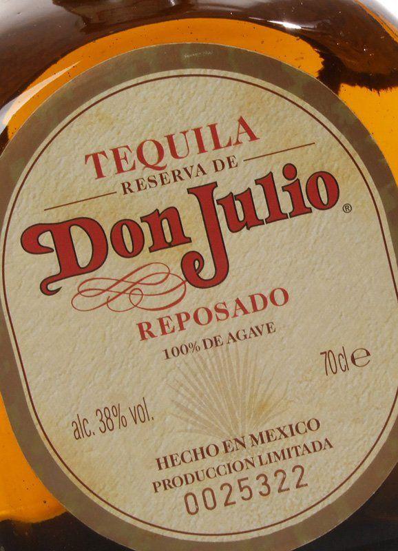 Don Julio Reposado Tequila Jalisco